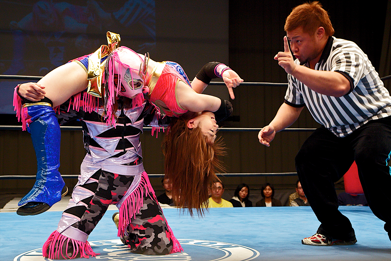 JWP vs Ice Ribbon