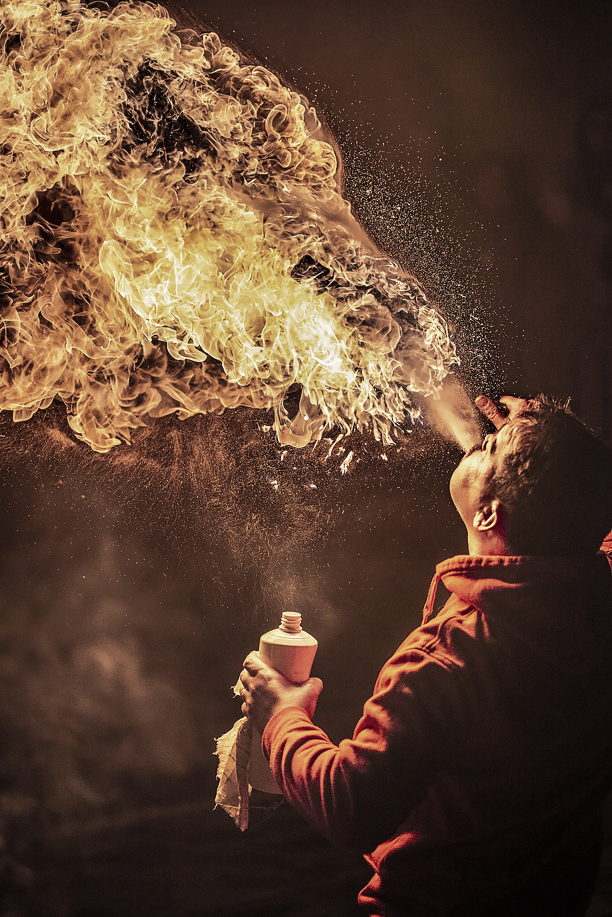 street firebreather (color)