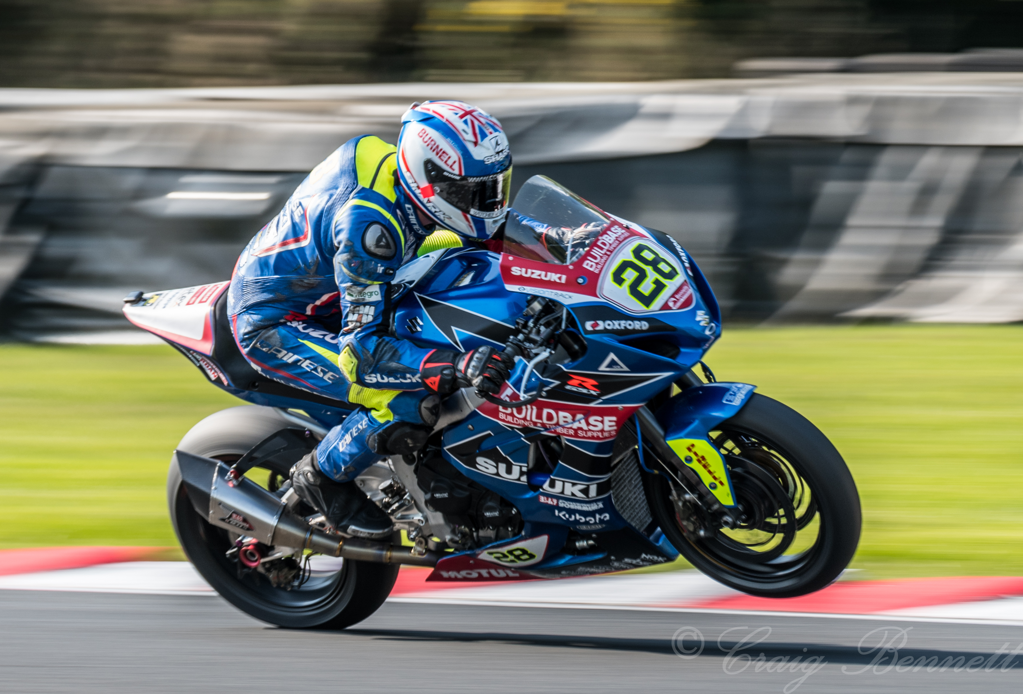Bradley Ray @ BSB Oulton Park 2018