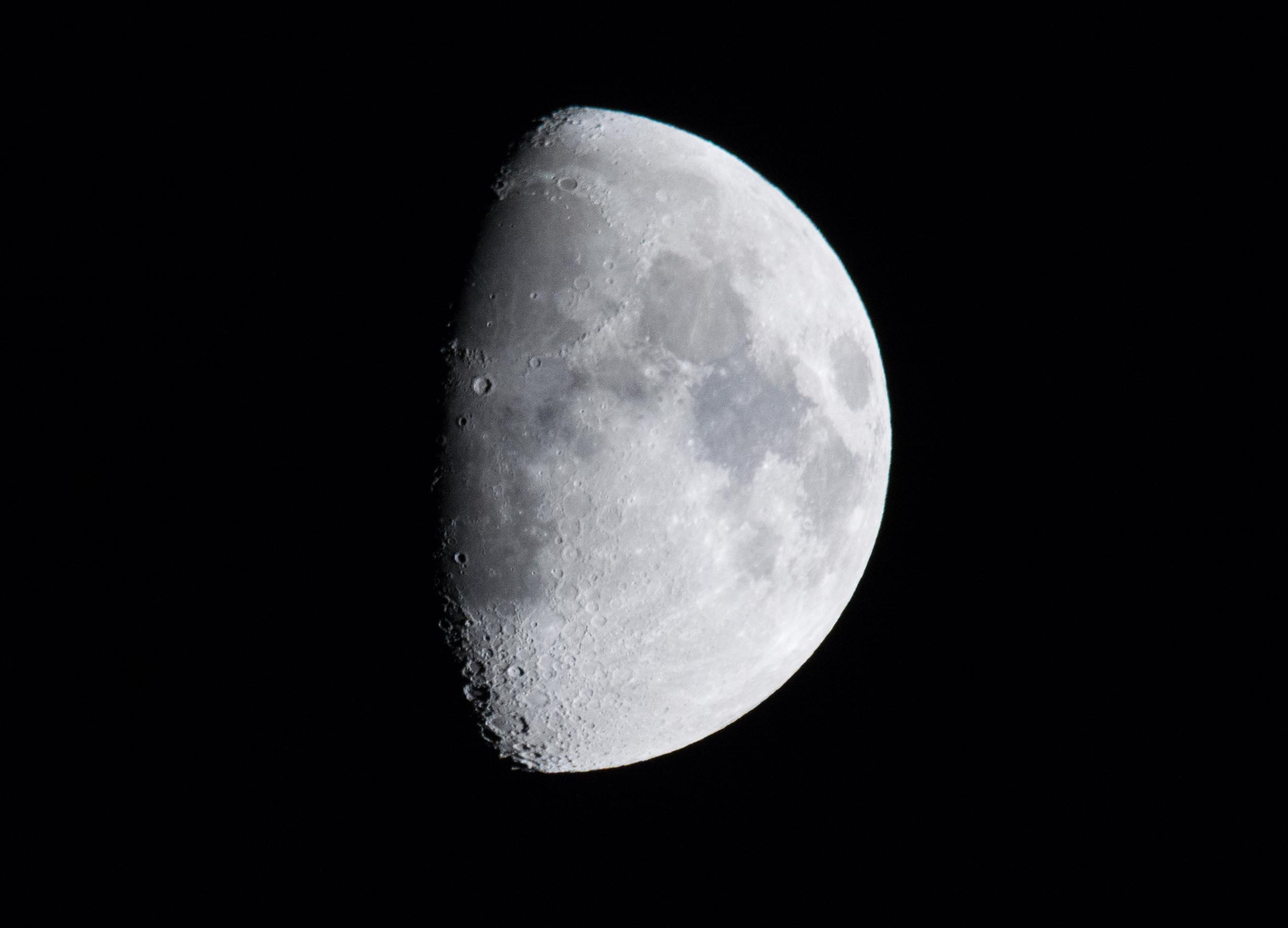 My first moon shot!!