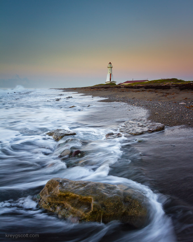 Plumb Point Lighthouse | Sunrise