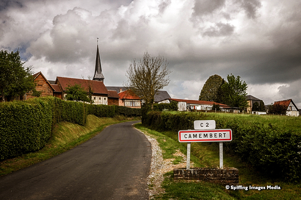The Road To Camembert