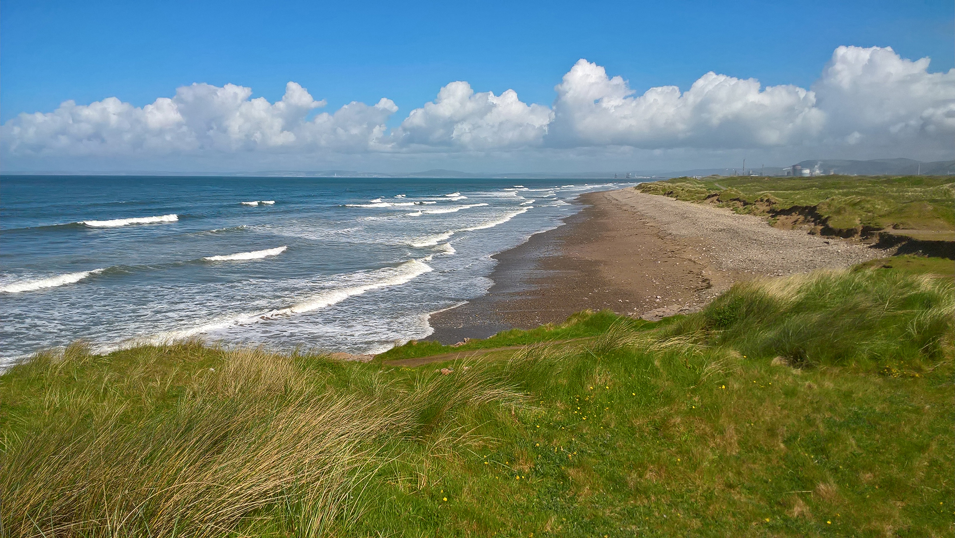Sker Beach Summer General View.jpg