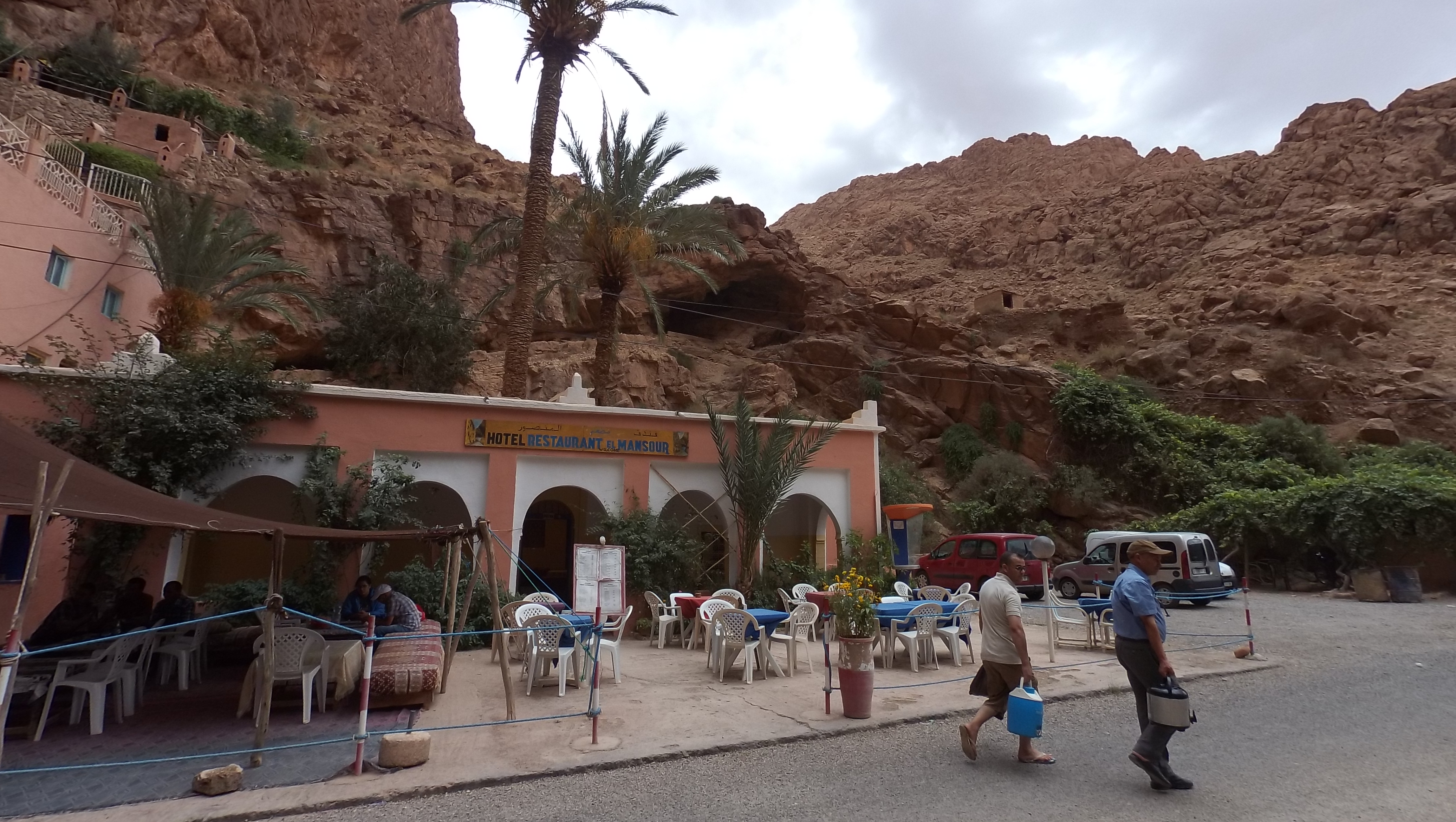 morocco natural places