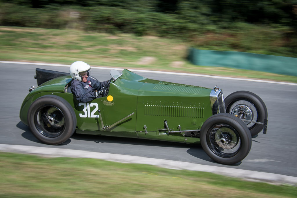 Dick Smith - 1932 Frazer Nash Nurburg 2STR Racing - FREE