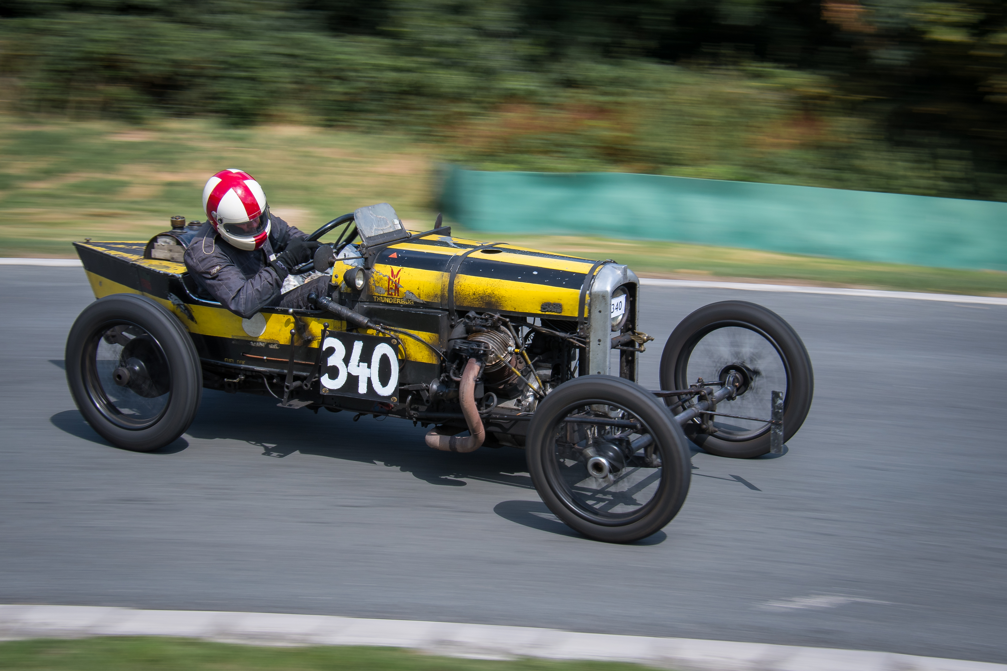 Mark Walker - 1922/08 GN Thunderbug
