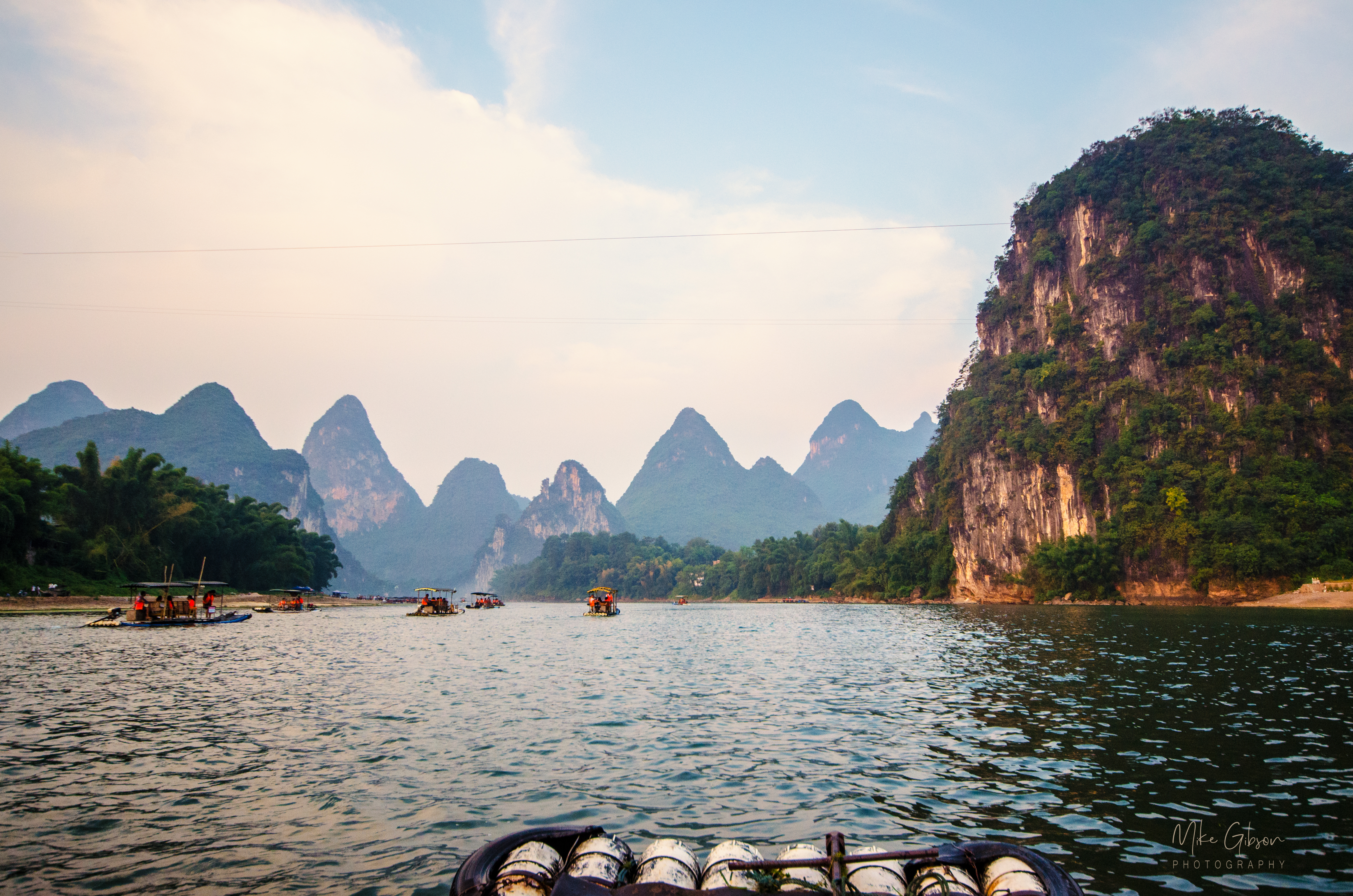 Raft on Li River mgp.jpg