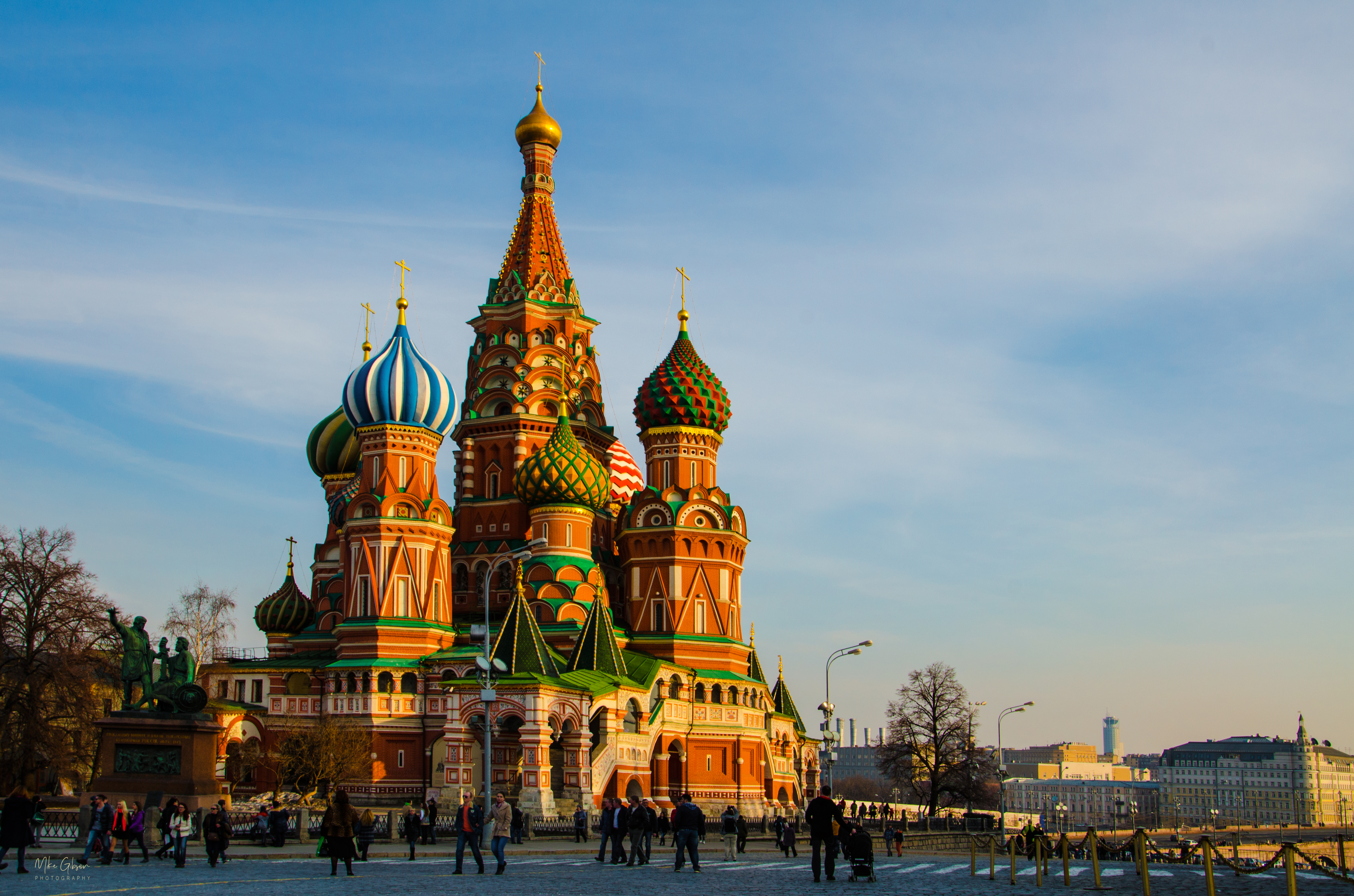 St Basil's Cathedral, Moscow sunset.jpg