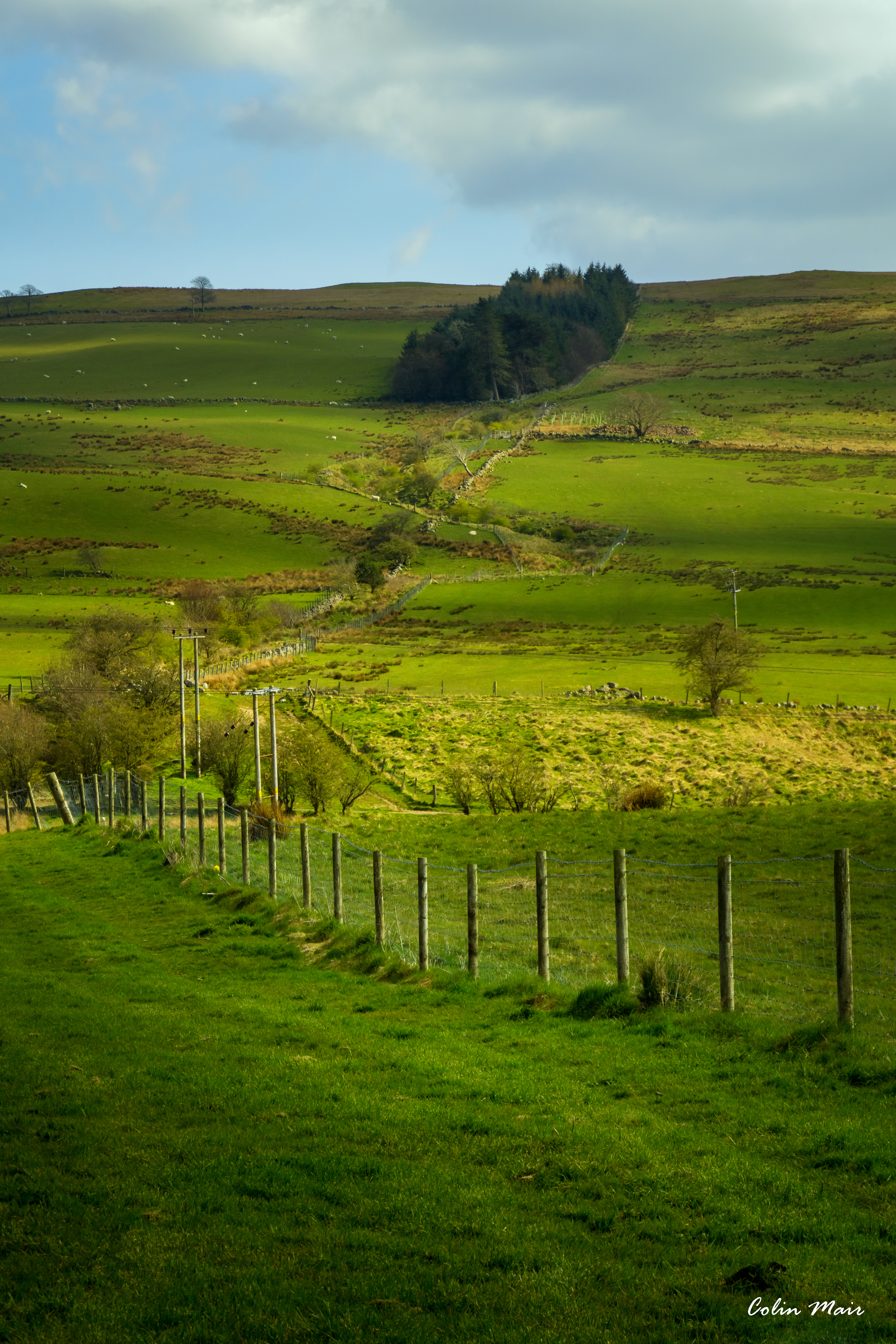 To Infinity and beyond - HFF - (Tamron 28-200mm, f8) - 2019-04-13th, New Cumnock, Scotland, UK