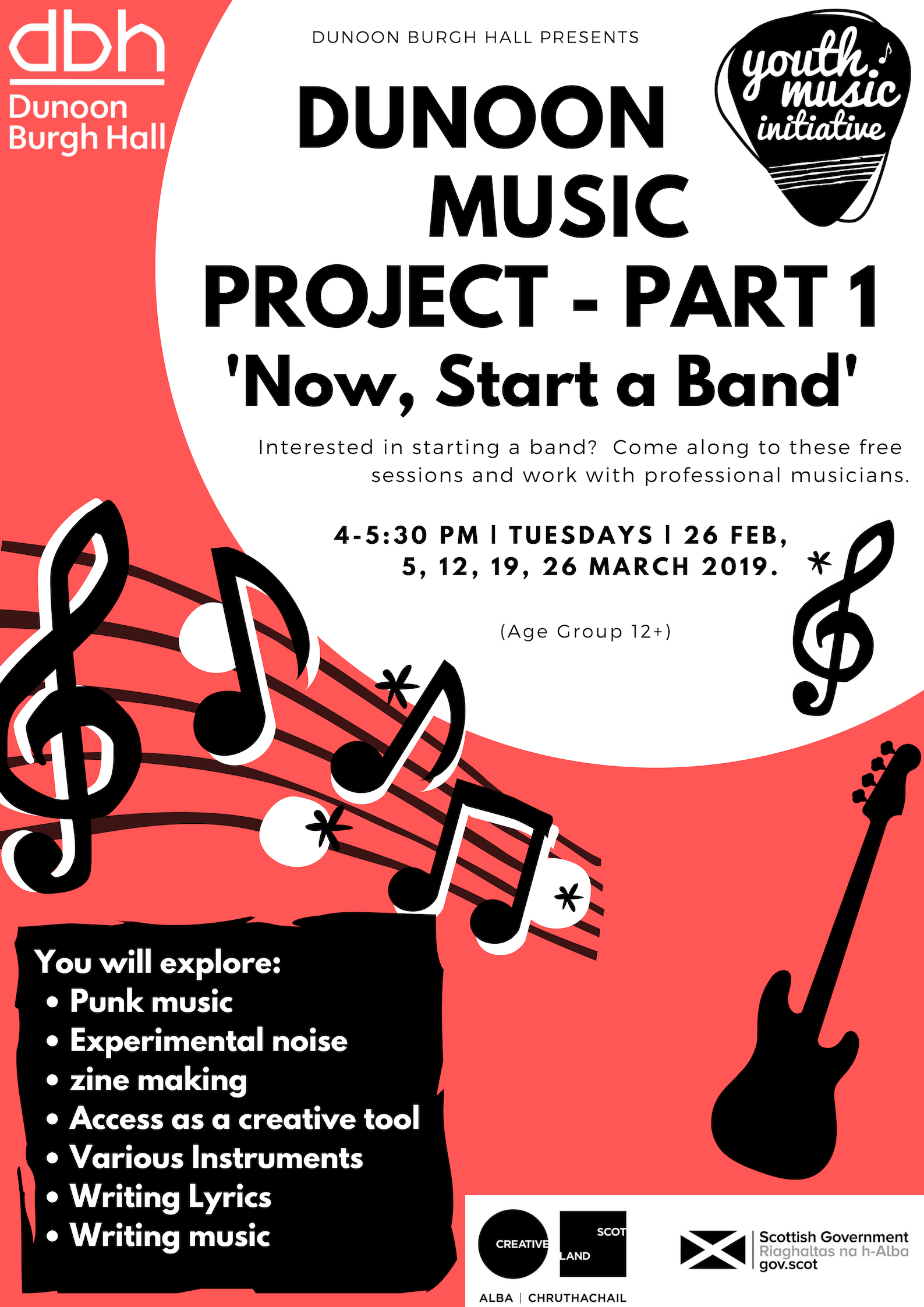 Dunoon Music Project