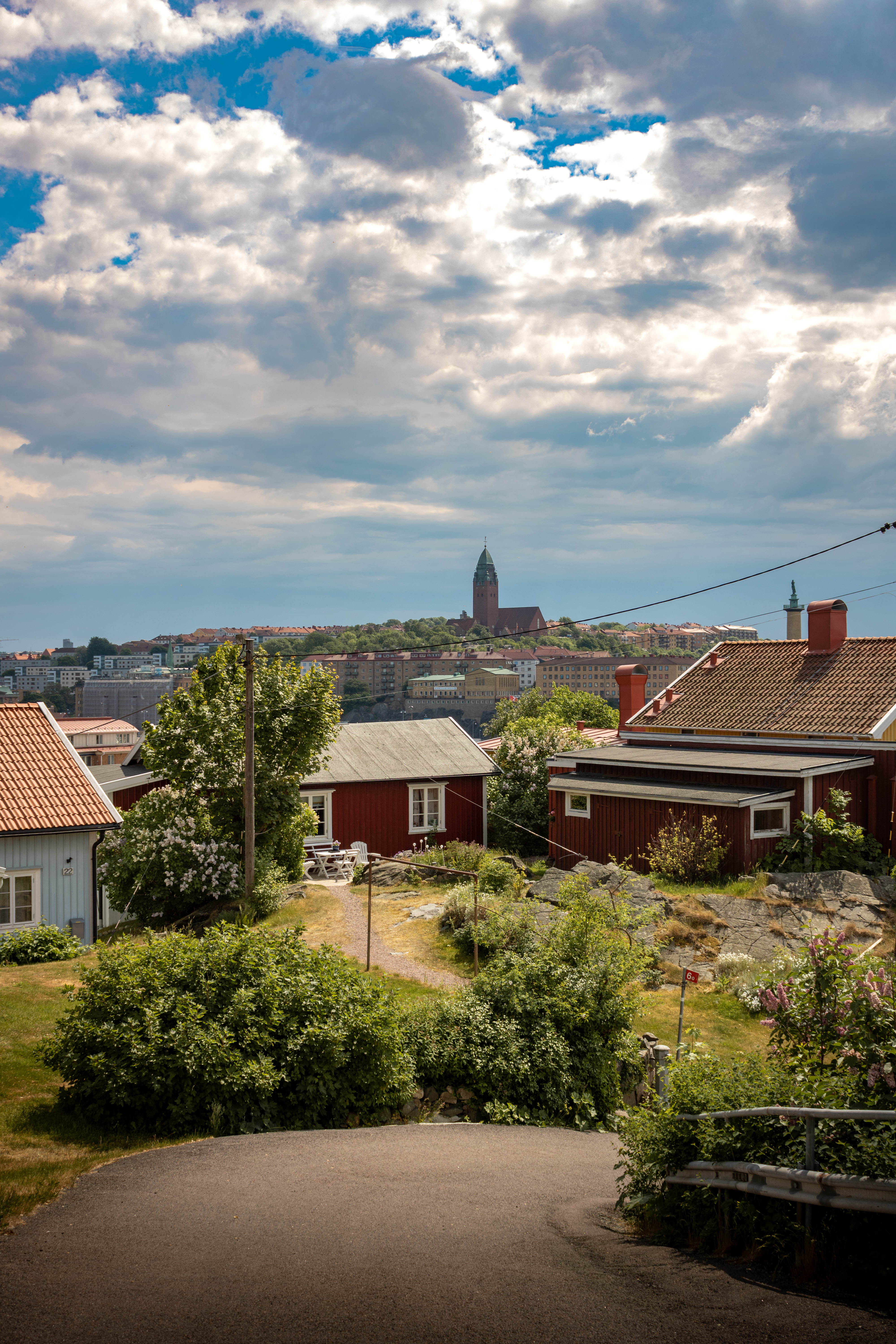 Summer in Gothenburg