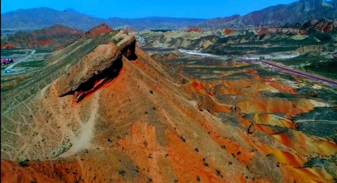 Rainbow Mountain China