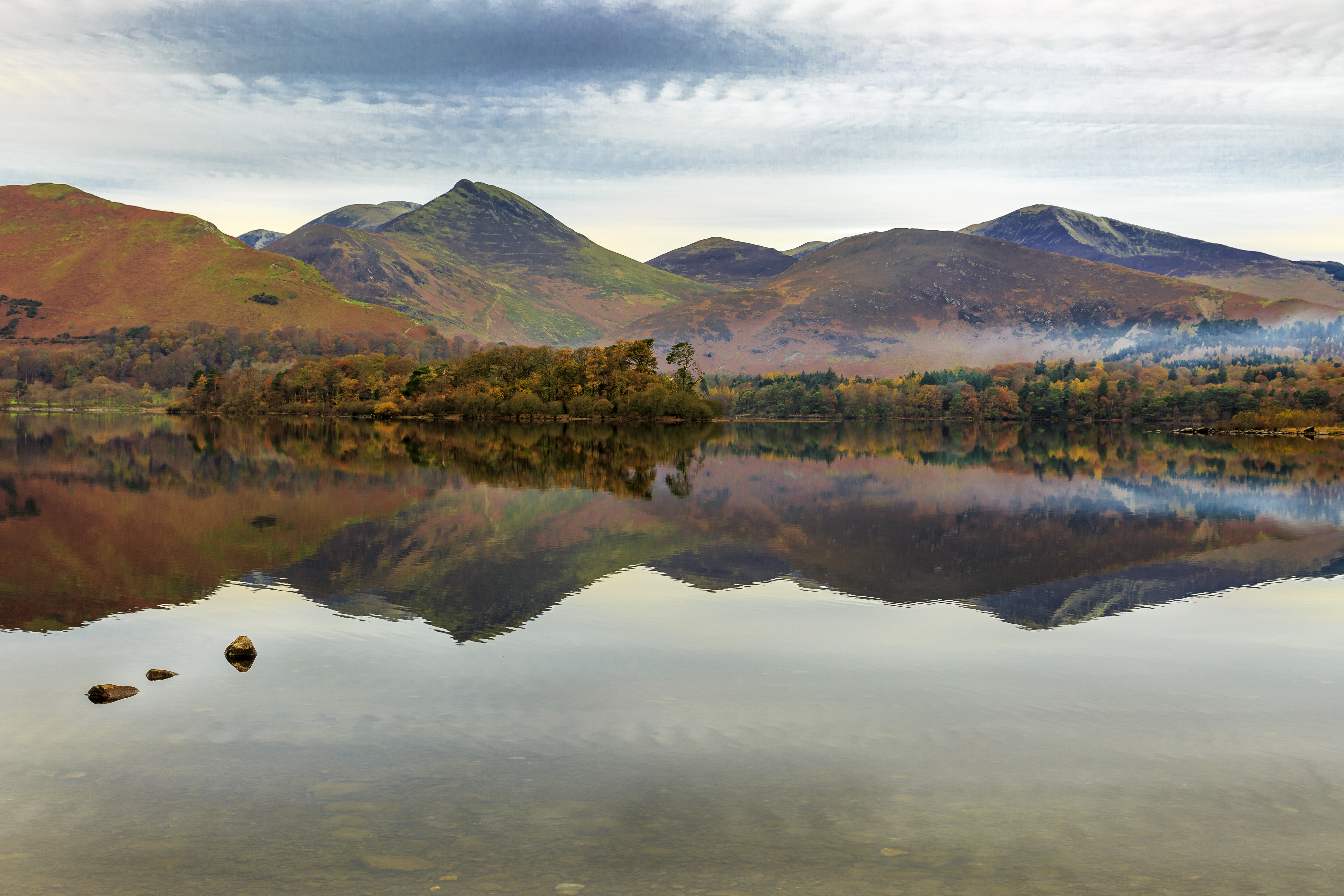 Lake district reflections