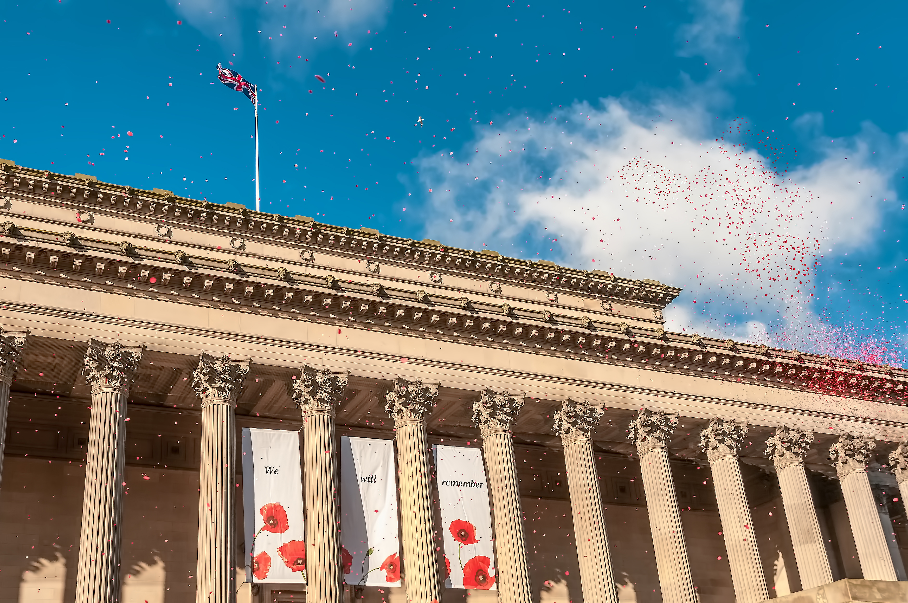 Remembrance Sunday Liverpool 2017