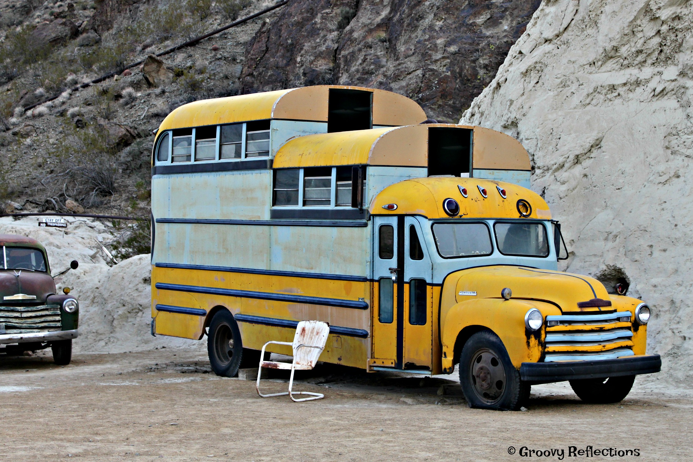 Not the Partridge Family's BUS!