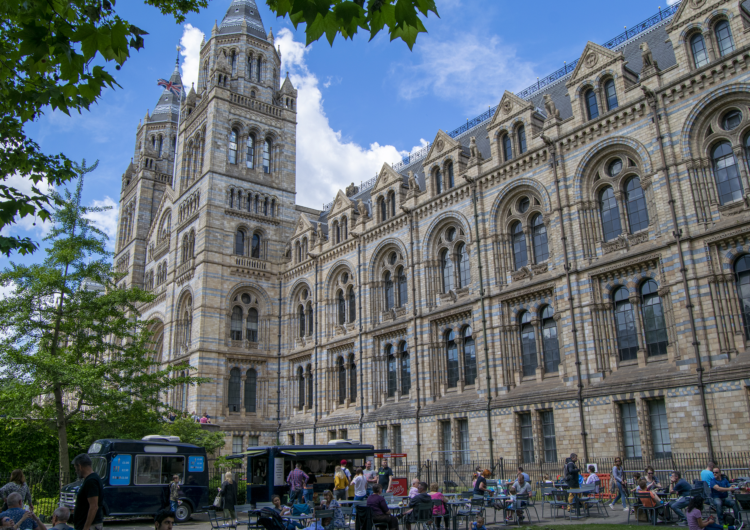 The Natural History Museum. London