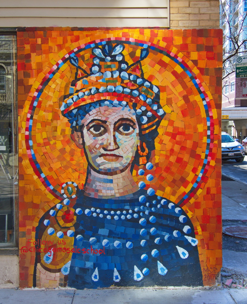Mosaic at the Chicago Mosaic School (2018-04-19 14-20-05a)
