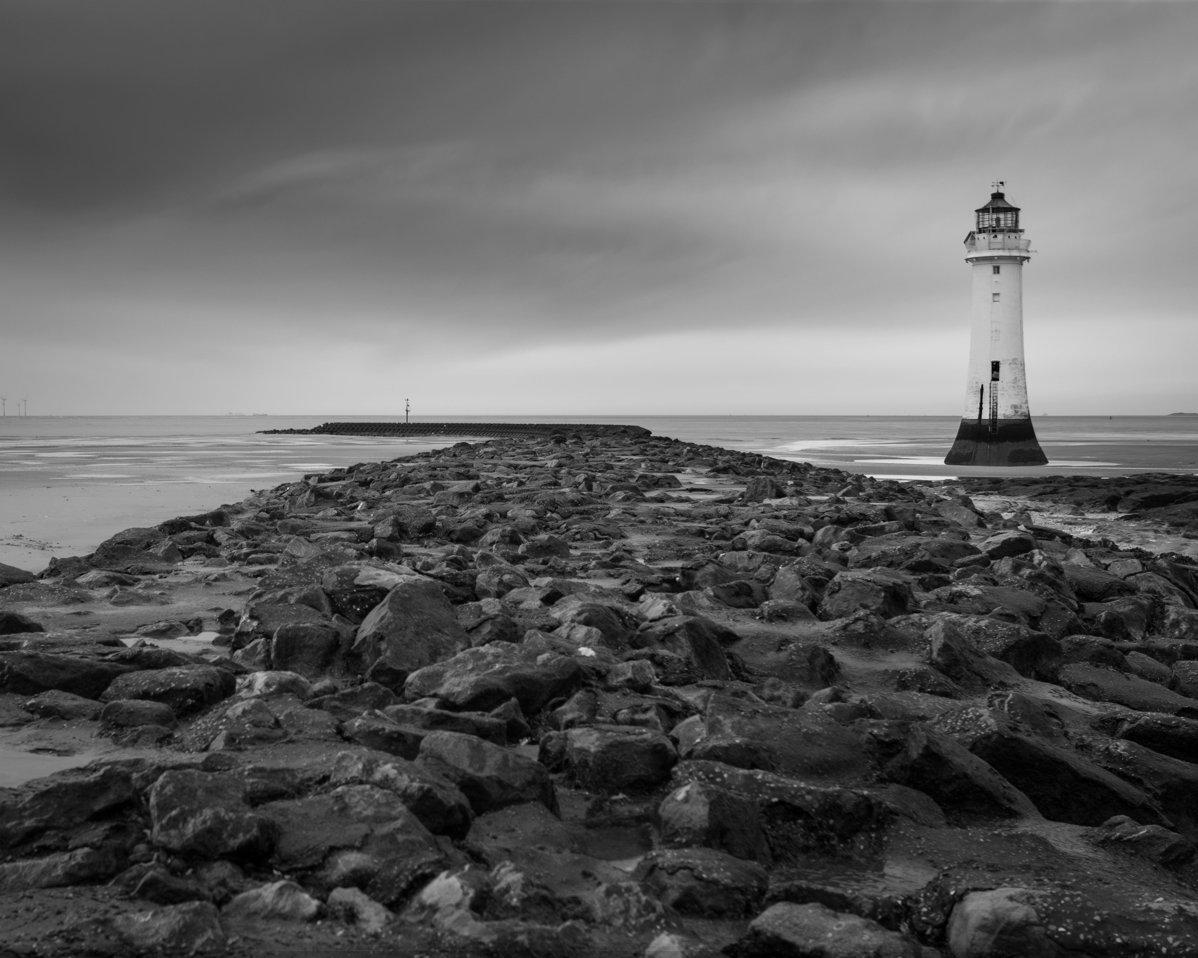 Moody Lighthouse (20x16\