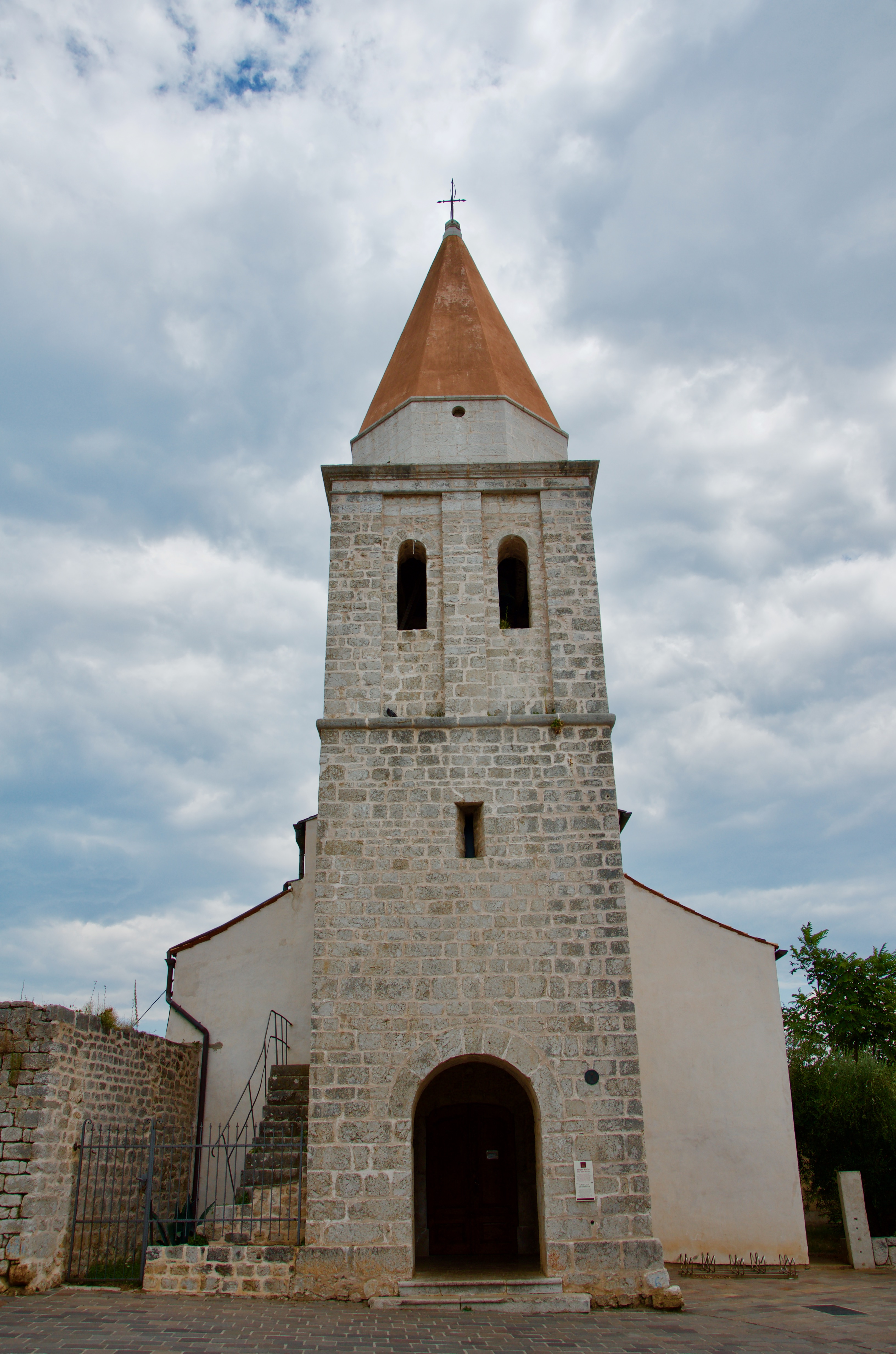 A visit to the city of Krk in Croatia. 4