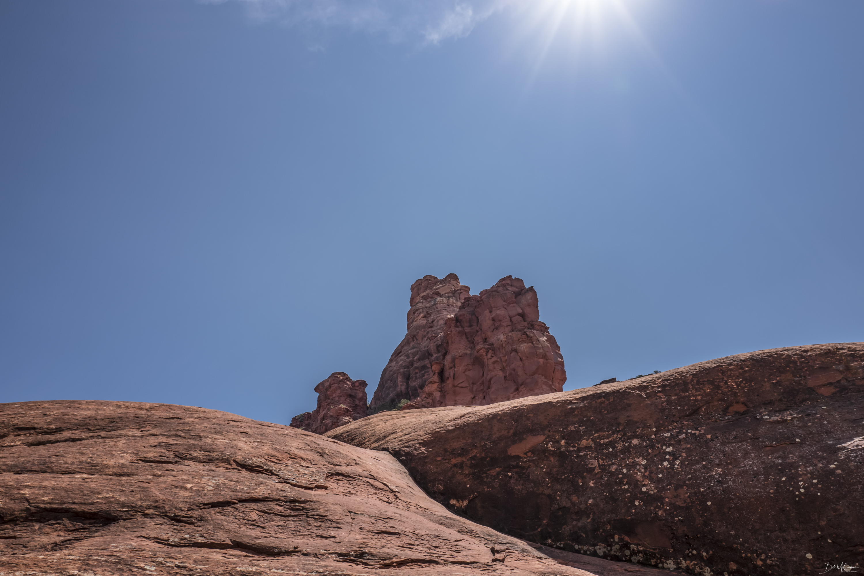 Under the Red Rock Sun