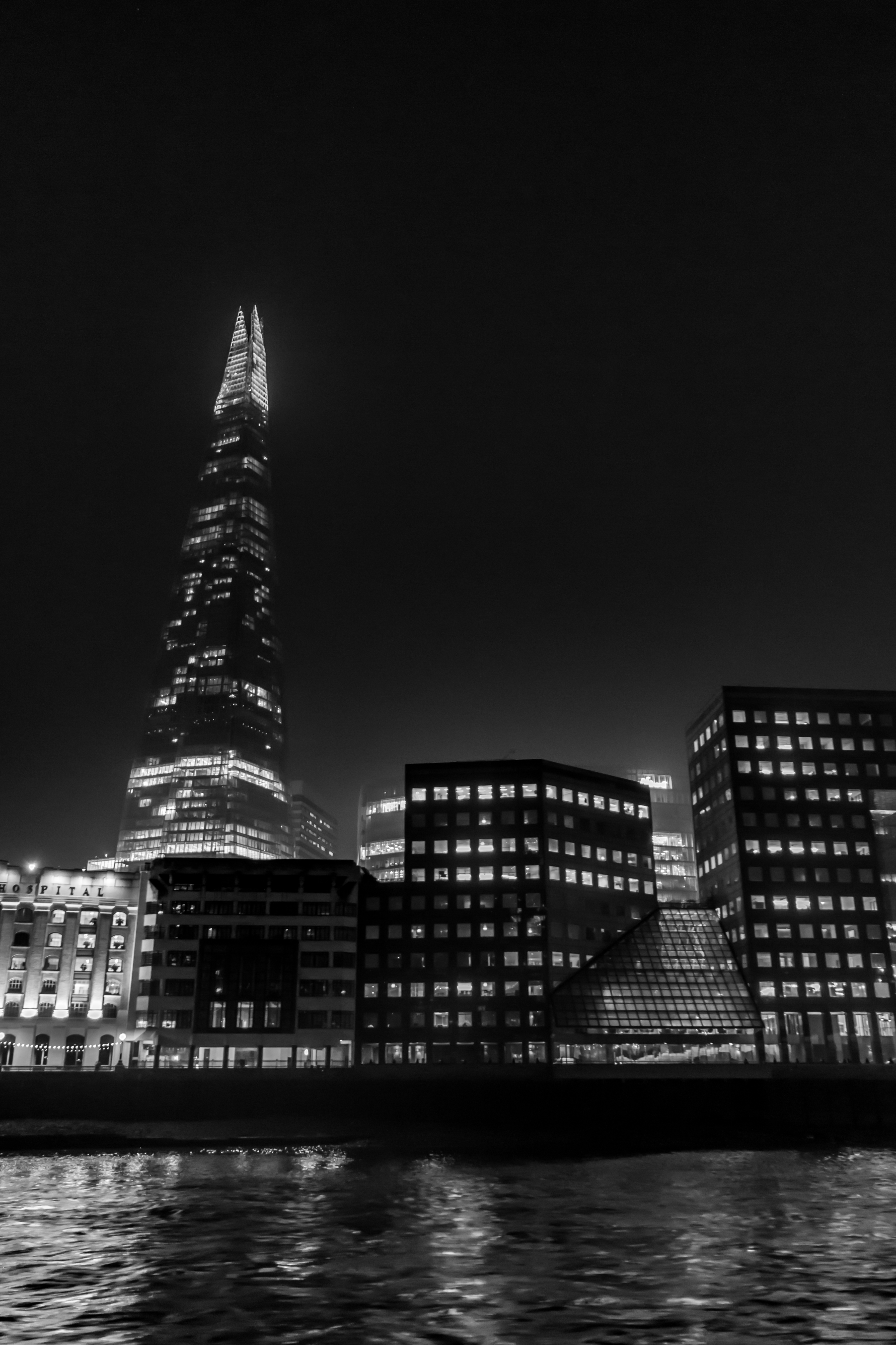 The Shard At Night Clickasnap The World S Largest