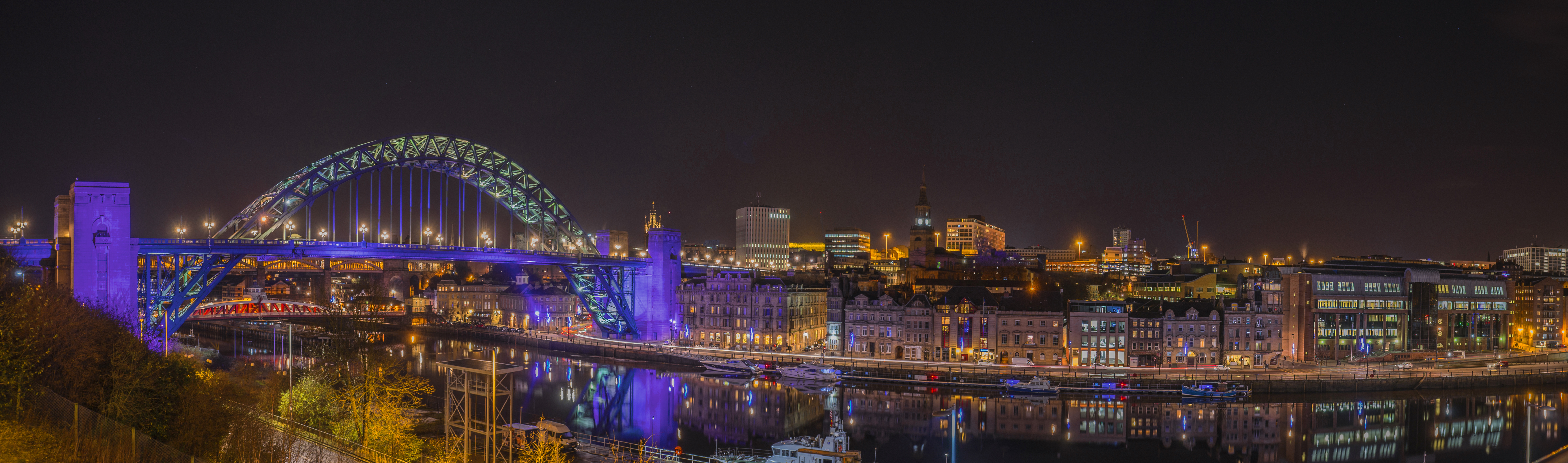 Newcastle Panorama