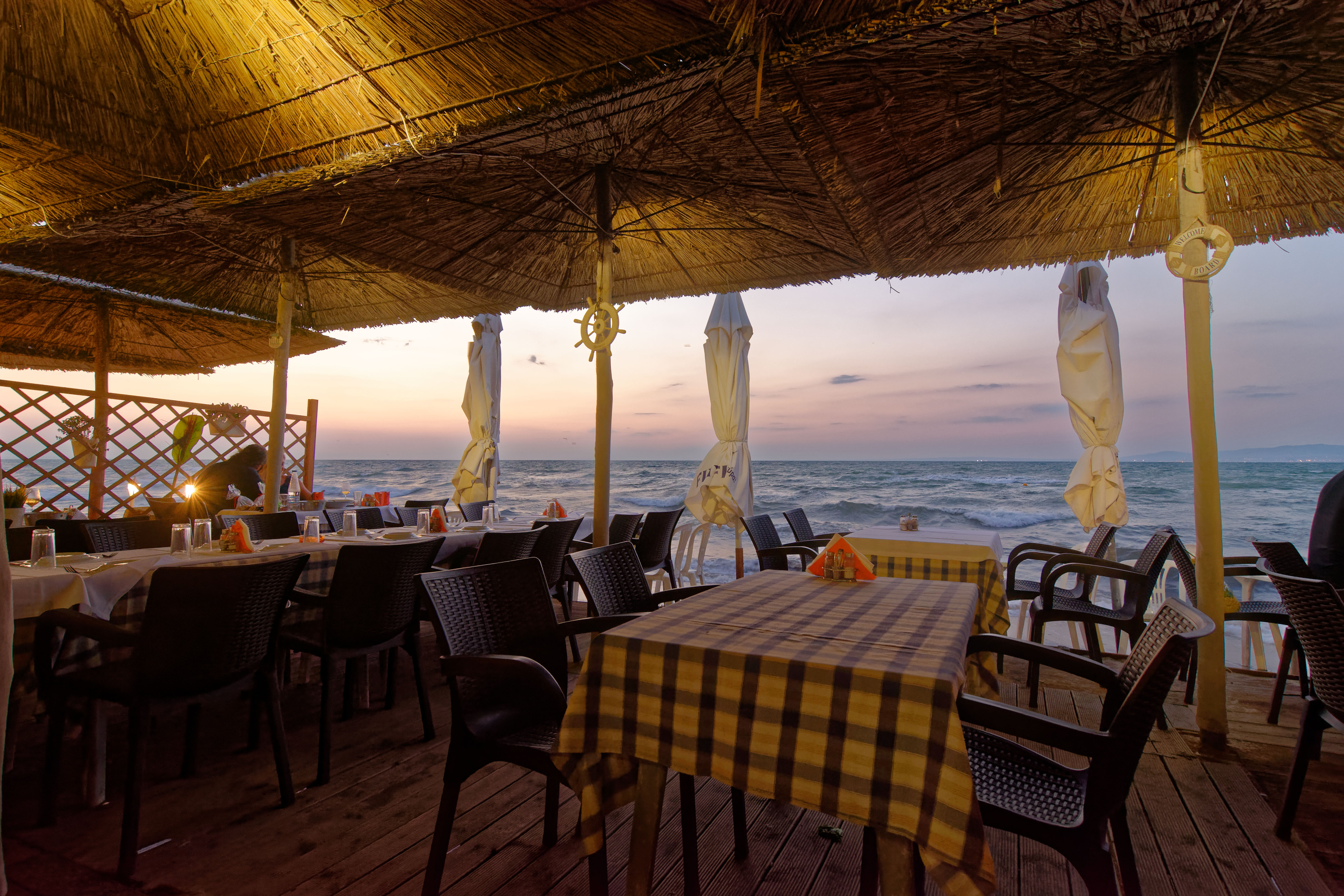 Sea view taverna