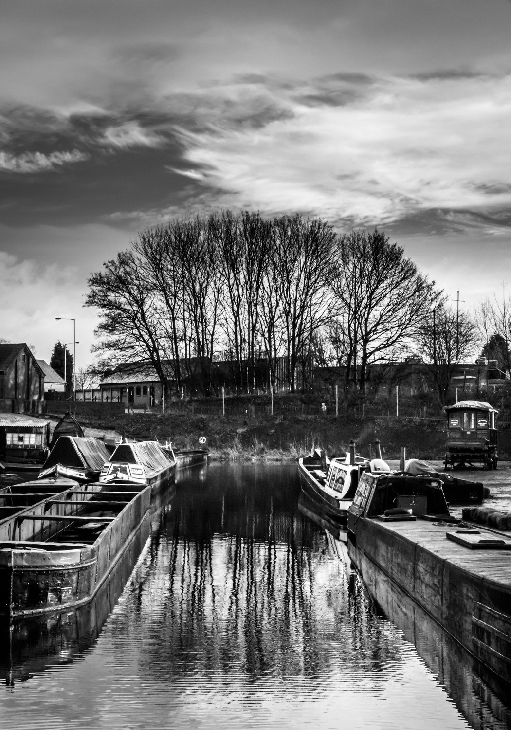 Reflections on canal and narrow boat times