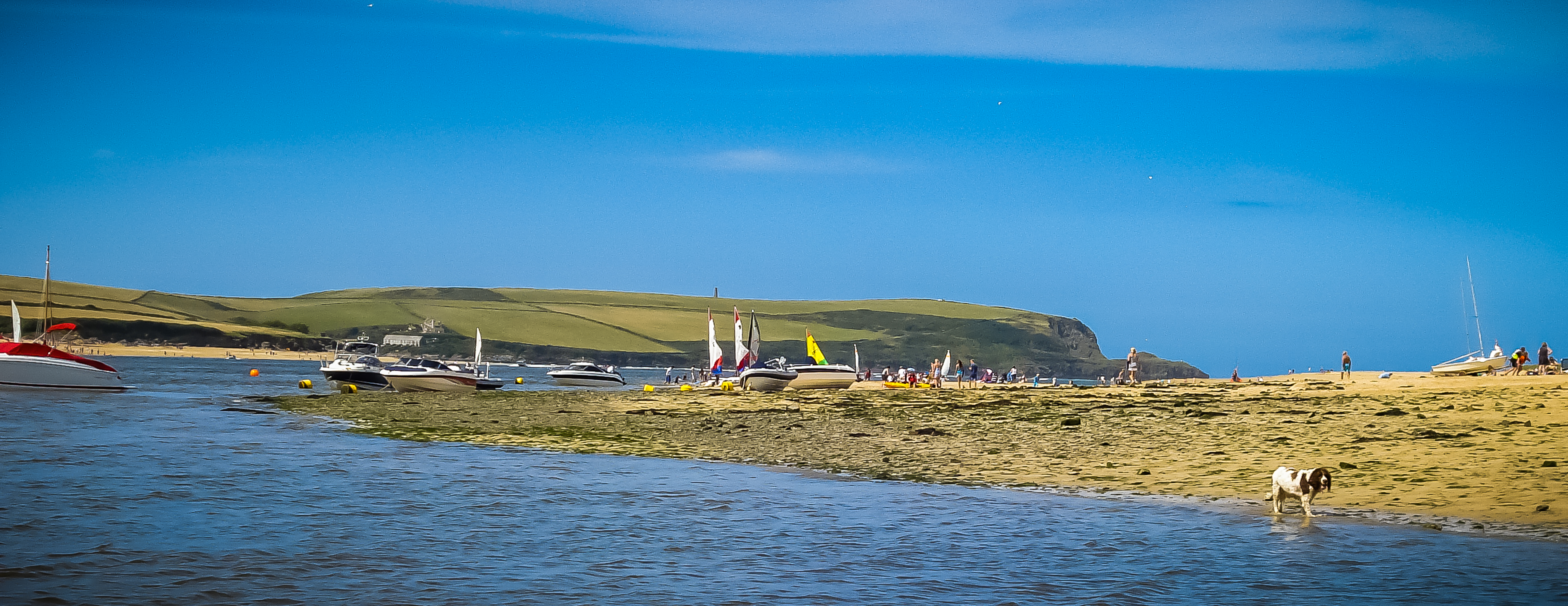 Camel Estuary Padstow Cornwall